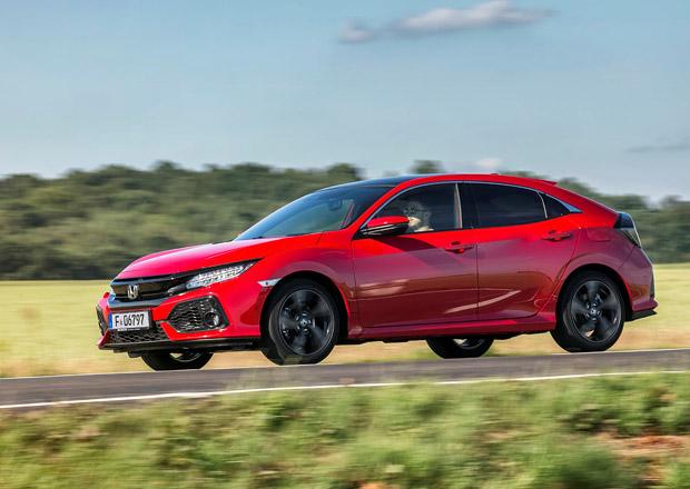 Nafta ještě neřekla poslední slovo. Honda Civic dostala nový turbodiesel