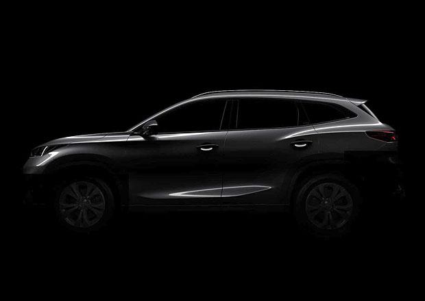 Čínská značka Chery míří na evropské trhy. Koncept SUV přiveze už do Frankfurtu