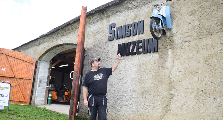 Simsony v Žabovřeskách nad Ohří: Malé, ale milé