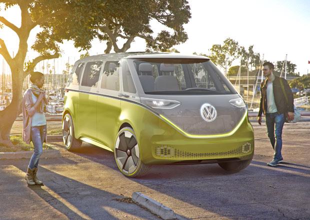 Volkswagen I.D. Buzz v sériové výrobě od roku 2022