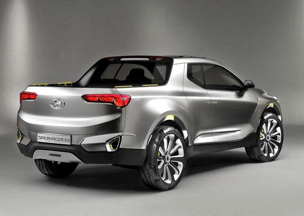Nový pickup má zastavit pokles prodejů Hyundai v USA