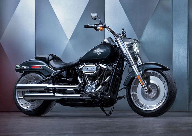 Harley-Davidson radikálně mění svou nabídku pro modelový rok 2018