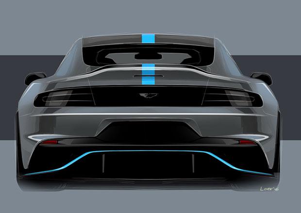 Aston Martin nabídne v hybridní nebo elektrické verzi všechny své modely