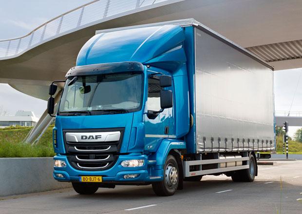 DAF LF nastupuje s řadou novinek v technice i designu