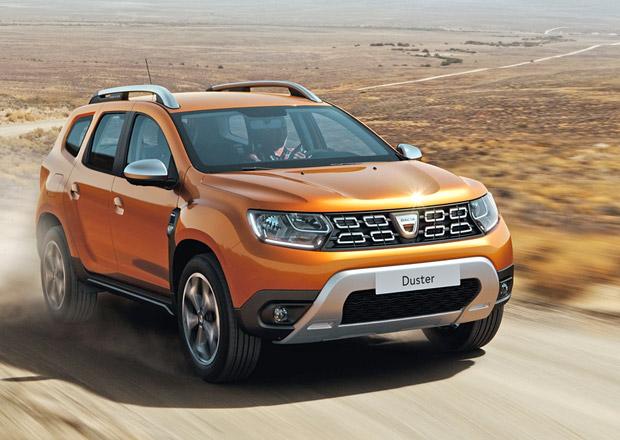 Dacia odhaluje nový Duster. Moc se nezměnil, ale facelift to není...