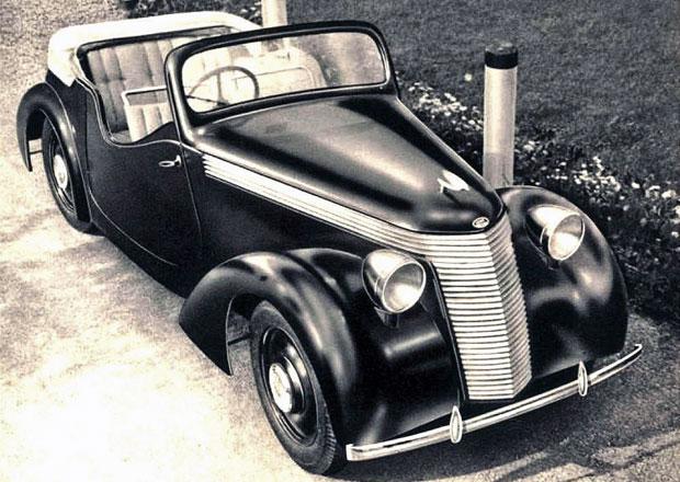 Vysokomýtské muzeum získalo kabriolet Jawa Minor z roku 1939