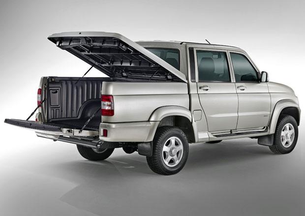 UAZ začne prodávat své vozy za virtuální měnu