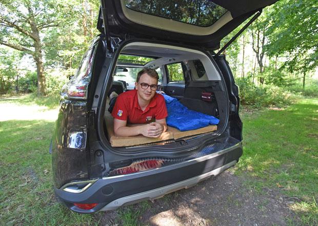 Matrace do auta: Víme, jak si zajistit pohodlí kdykoliv a kdekoliv