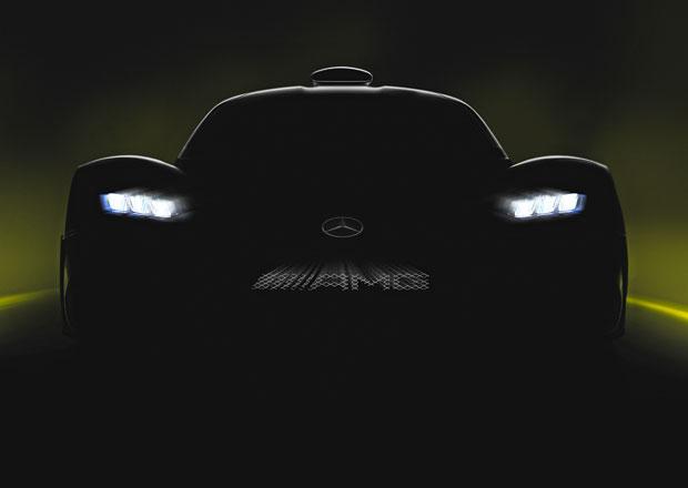 Mercedes-AMG láká na Project One dalším teaserem. Co nového o superautě víme?