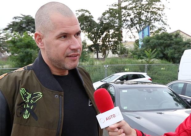 Auta na náplavce: Vladimir 518 zůstává věrný jediné značce. Nestyděl by se však ani za Favorit