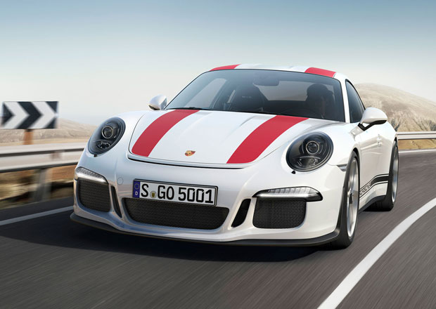Porsche 911: Bude další puristické R. A tentokrát nelimitované!