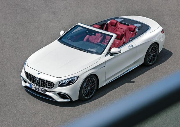 Mercedes-Benz S kupé a kabrio mají po faceliftu. Nabízí více komfortu a speciální světla