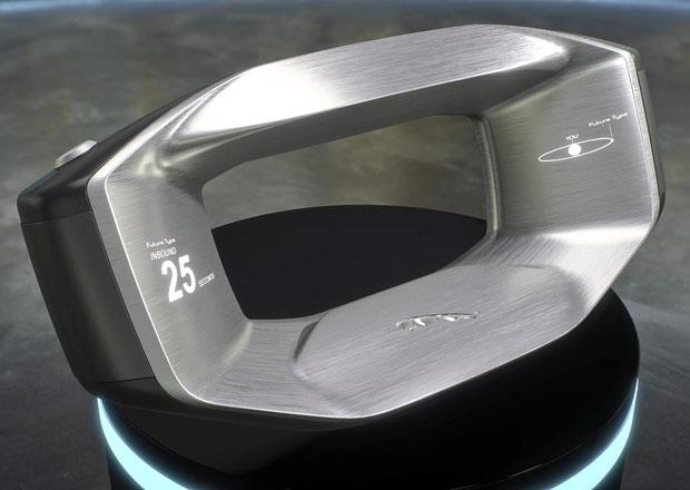 Jaguar odhaluje volant budoucnosti. Je to ještě volant?