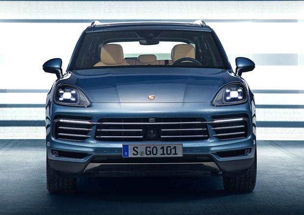 Volkswagen začal na Slovensku vyrábět nový Porsche Cayenne