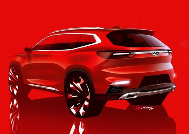 Chery Tiggo Coupé: Čínský koncept SUV má dobýt Evropu