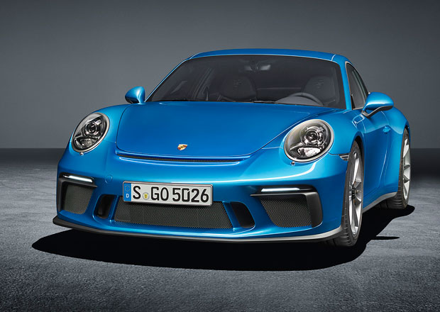 Porsche 911 GT3 s Touring Package je vlk v rouše beránka