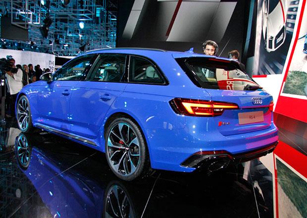 Audi RS 4 Avant se vrací ve zcela nové podobě. Pohání ho šestiválec!