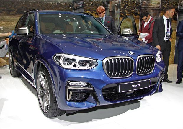 BMW už má pro crossovery do zásuvky ochrannou známku. Na co se můžeme těšit?