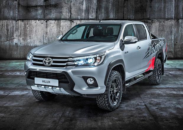 Toyota Hilux Invincible 50 je oslavou svých prodejních úspěchů i nezničitelnosti