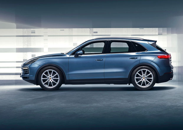Porsche zvažuje Cayenne Coupé s karoserií ve stylu BMW X6
