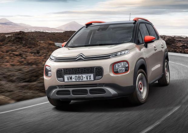 Citroën C3 Aircross: Nástupce menšího Picassa v ČR za 309.900 Kč