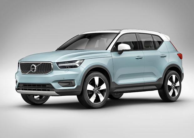 Volvo XC40 oficiálně: Rodina SUV se rozrůstá o nejmenšího člena. Čím zaujme?