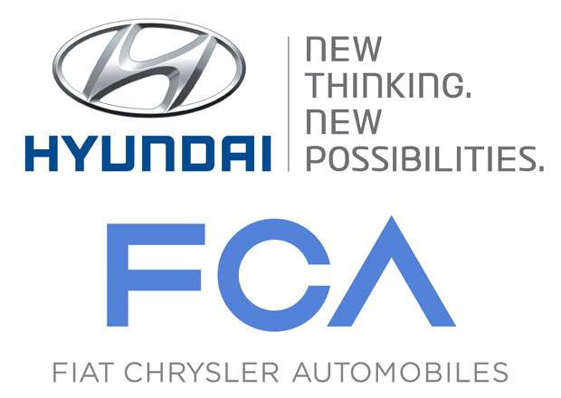 Hyundai stále touží po koncernu Fiat Chrysler Automobiles