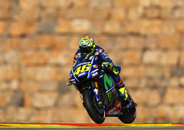 Velká cena Aragonie: Záznam on-line přenosu třídy MotoGP