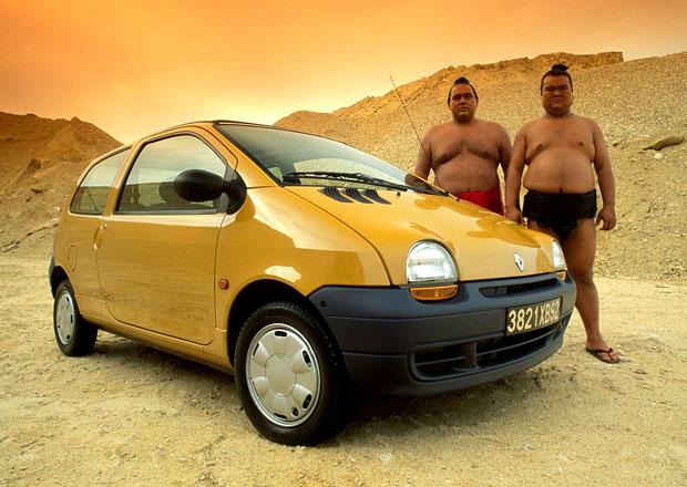Renault Twingo X06 (1992-2012): Monospace v minibalení