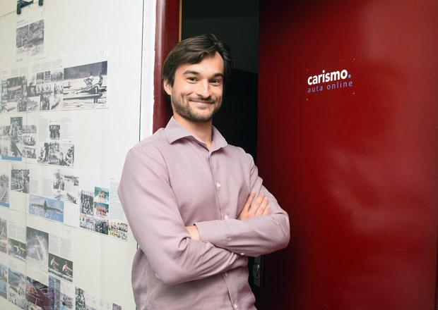Rozhovor s Markem Moravcem o prodeji aut na internetu: Polovina kupujících neví, co vlastně chce