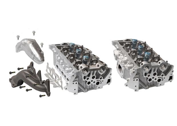 Chlazené výfukové svody zážehového motoru: Znamená méně stupňů i méně litrů?