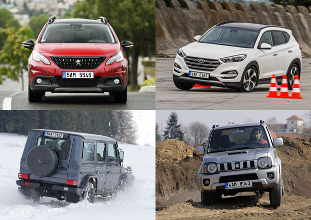 Tohle jsou ta nejlepší SUV na českém trhu