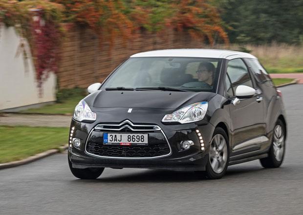 Ojetý Citroën DS3: Když nechcete Mini
