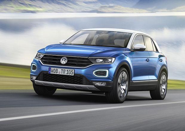 Volkswagen T-Roc má české ceny. Je překvapivě dostupný! Co na to Škoda a Seat?
