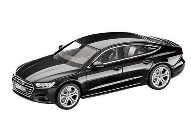 Nové Audi A7 prozrazeno díky modelu. Změní se vůbec něco?