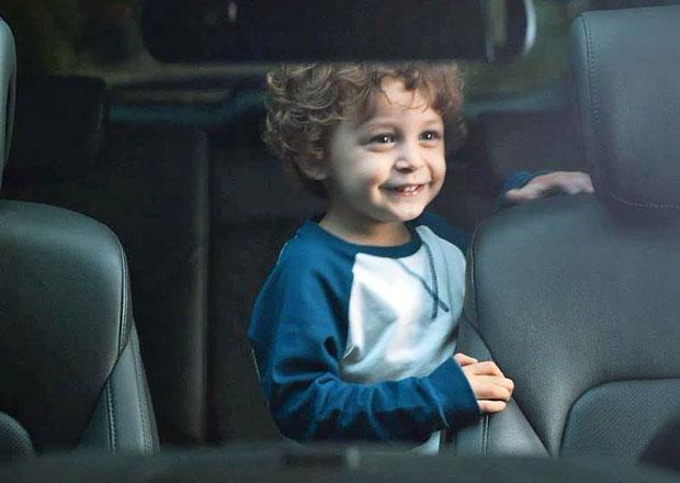 Hyundai představuje nového asistenta. Díky němu nezapomenete děti v autě