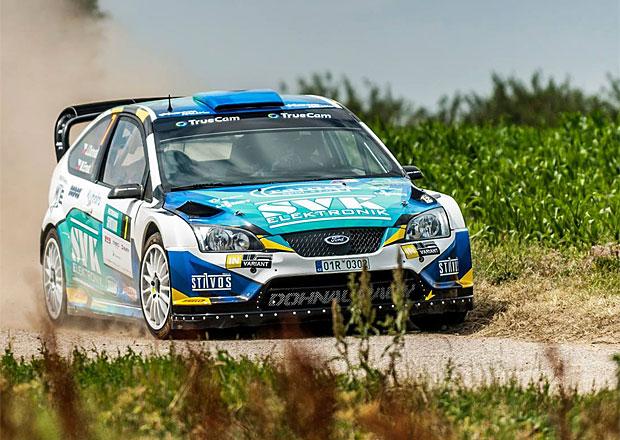 Rallye Příbram v cíli: Dohnal obhájil výhru