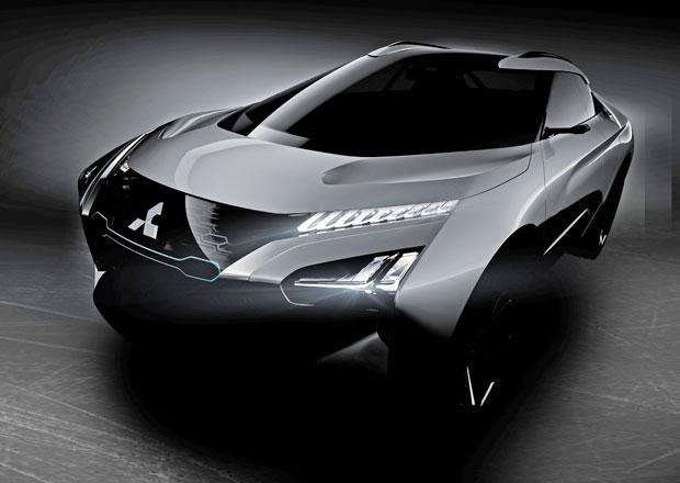 Mitsubishi e-Evolution: Koncept poodhalil své linie i techniku