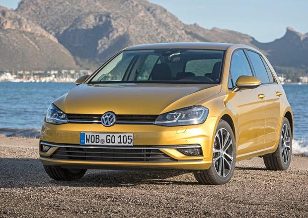 Měsíční odbyt skupiny Volkswagen poprvé překonal milion vozů