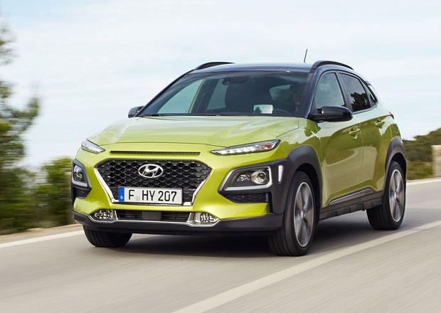 Další malé SUV vstupuje na trh. Podivný Hyundai Kona není levný