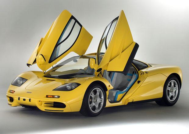 Chcete úplně nový McLaren F1? Kupte si tento, ještě je zabalený a nejetý!