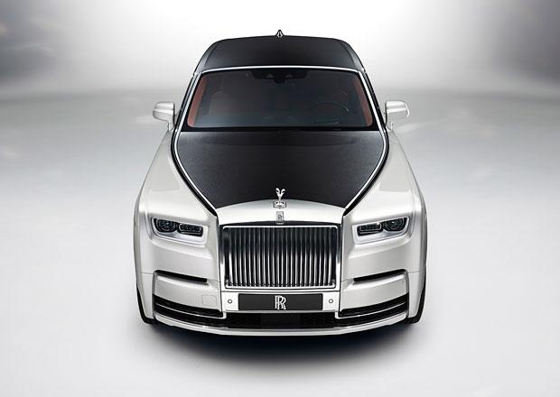 Rolls-Royce: Hybridy ne, elektromobily ano! Dočká se už současný Phantom?
