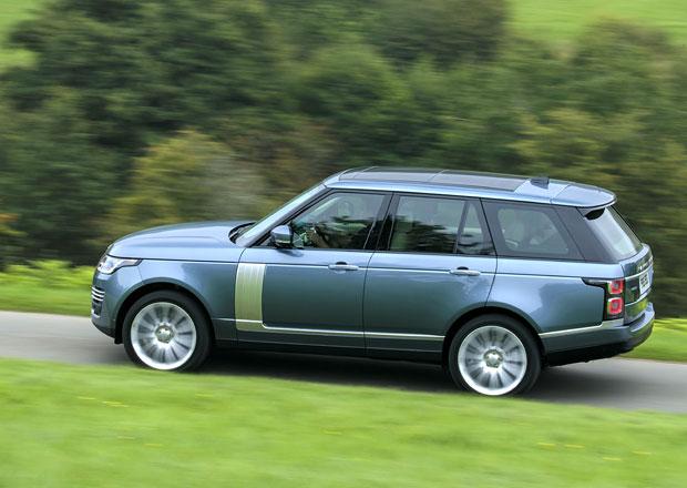 Modernizovaný Range Rover odhalil český ceník. Na kolik přijde nově nabízený plug-in hybrid?