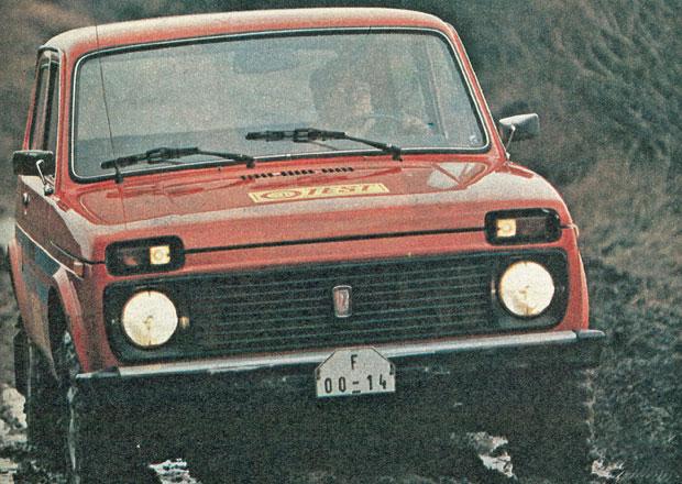 Dobový test Lady Niva 1600 z roku 1989. Změnilo se od té doby vůbec něco?