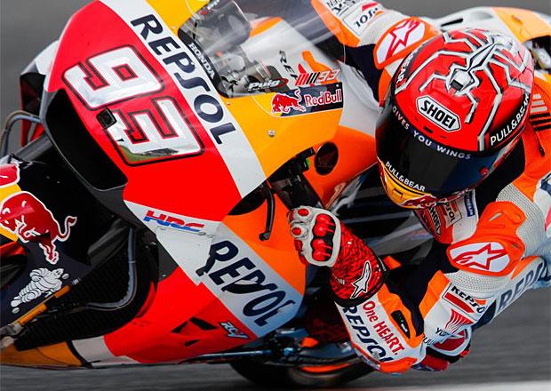 Motocyklová VC Austrálie 2017: Marc Márquez ujel v MotoGP třem ladičkám