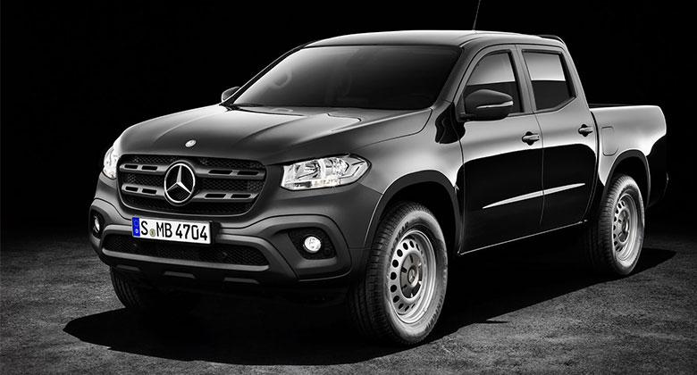 Mercedes-Benz X prozradil české ceny. O kolik je stuttgartský pick-up dražší než Navara?