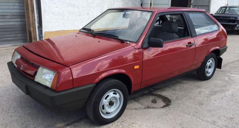 Lada Samara za cenu, kterou nečekáte: Kolik najela do dnešních dnů?