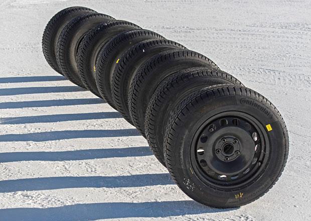Zájem o zimní pneumatiky je letos nižší. Může za to počasí