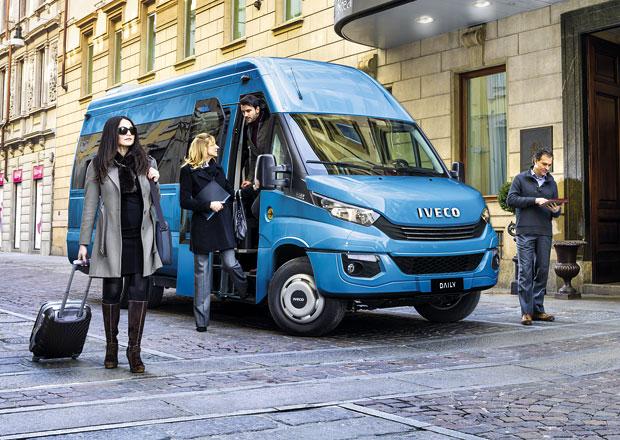Iveco Daily Tourys: Pro 22 cestujících