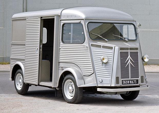 Citroën Type H (1948-1981): Co všechno zvládla ikonická francouzská dodávka?
